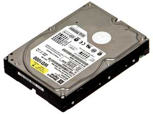მუდმივი მეხსიერება - ვინჩესტერი HDD – Hard Disk Drive
