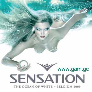 VA - Sensation Belgium: The Ocean Of White (2009) 2хCD